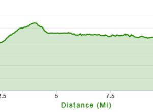 Lake Tahoe Flume Trail Half Marathon