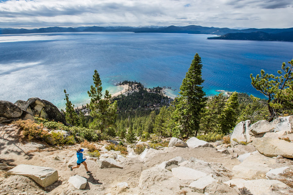 Lake Tahoe Flume Fall Classic 1/2 Marathon