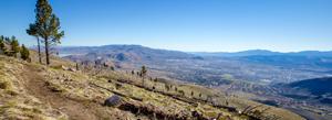 Carson Canyons Ascent Runs