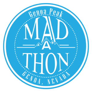 Genoa Peak Madathon logo