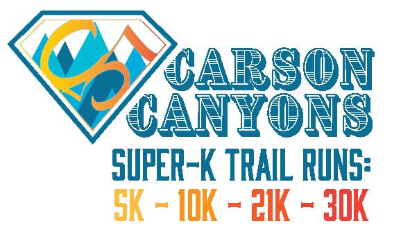 Carson Canyons Super K Trail Runs